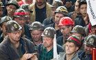 Demonstracja przed Sejmem podczas wystąpienia Kopacz