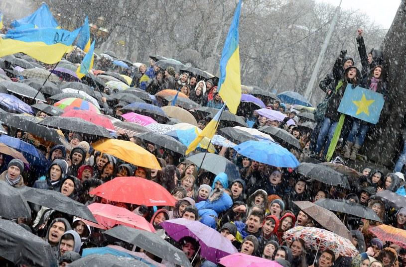 Demonstracje studentów /AFP
