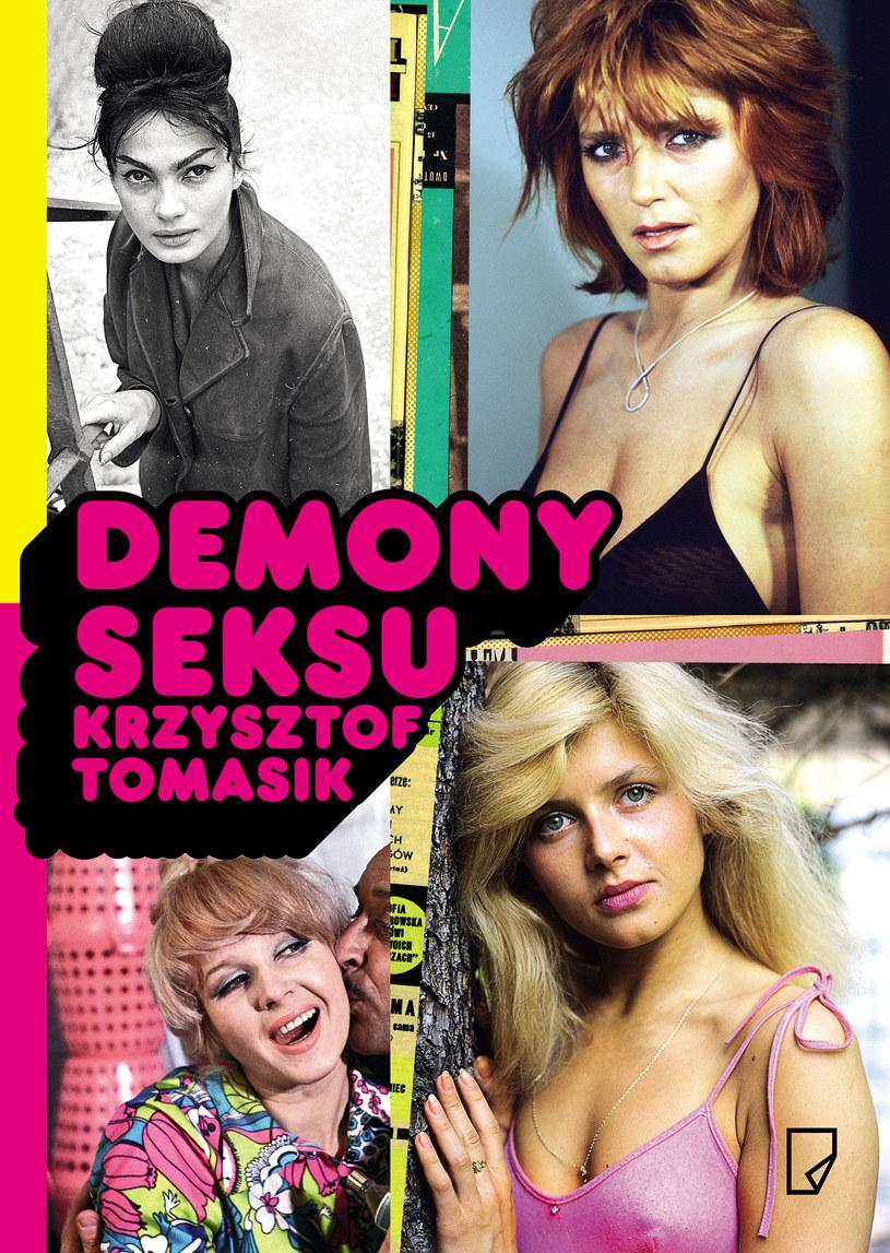 """""""Demony seksu"""" Krzysztofa Tomasika /Styl.pl/materiały prasowe"""