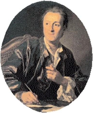 Denis Diderot /Encyklopedia Internautica