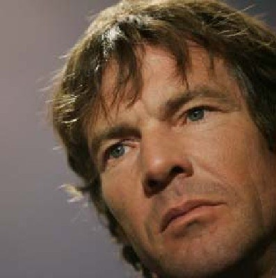 Dennis Quaid /AFP