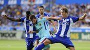 Deportivo Alaves - FC Barcelona 0-2. Dublet Lionela Messiego