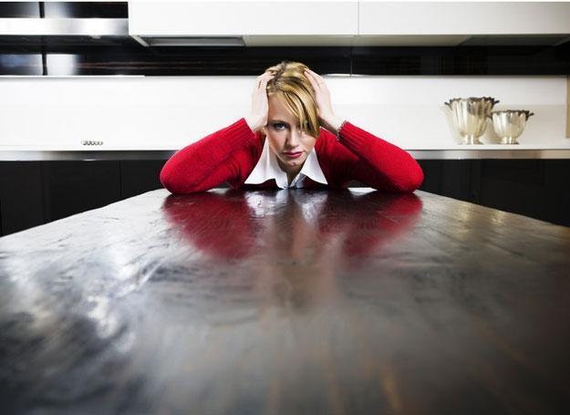 Depresja najczęściej dotyka kobiety /© Panthermedia