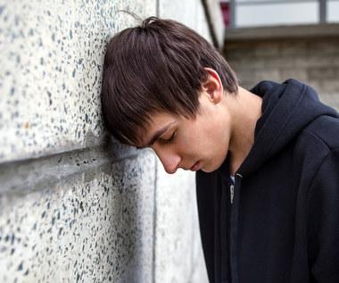 Depresja nastolatka