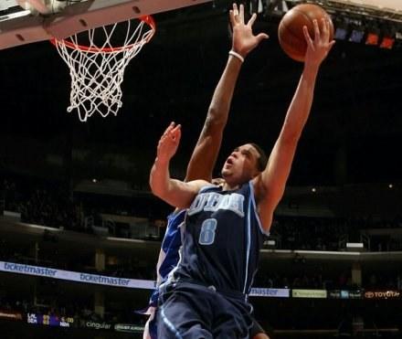 Deron Williams to prawdziwe odkrycie obecnego sezonu NBA /AFP