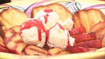Deser z grillowanymi nektarynkami. Jak go przygotować?