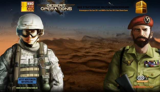 Desert Operations /INTERIA.PL