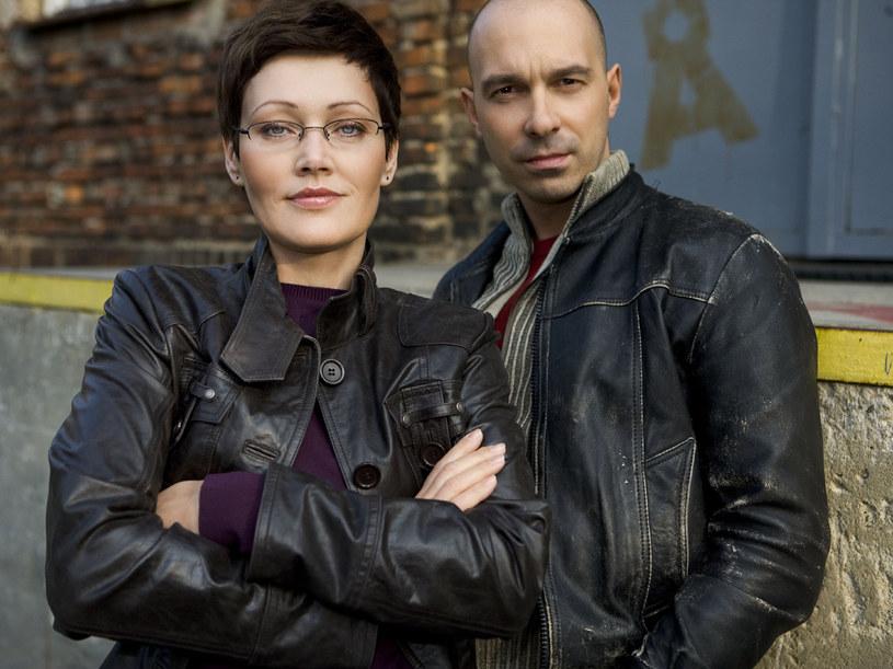 """""""Detektywi"""": Marzena Fliegel i Maciej Friedek /MWMedia"""