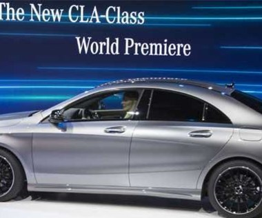 Detroit 2013. Światowa premiera nowego Mercedesa!