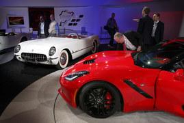 Detroit 2013. Wybierz najładniejsze auto. Masz punkty od 1 do 10