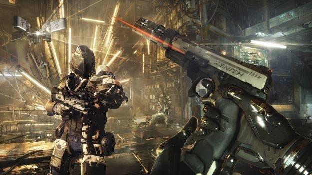 Deus Ex: Rozłam Ludzkości /materiały prasowe