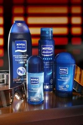 Dezodoranty i żel pod prysznic NIVEA /materiały prasowe