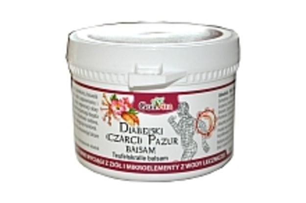 Diabelski ( Czarci ) Pazur balsam