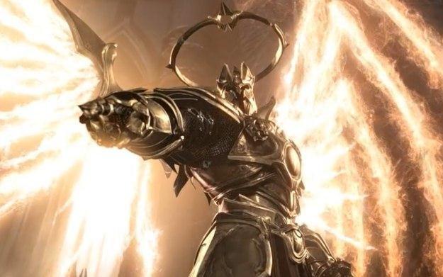 Diablo III - motyw graficzny /Informacja prasowa