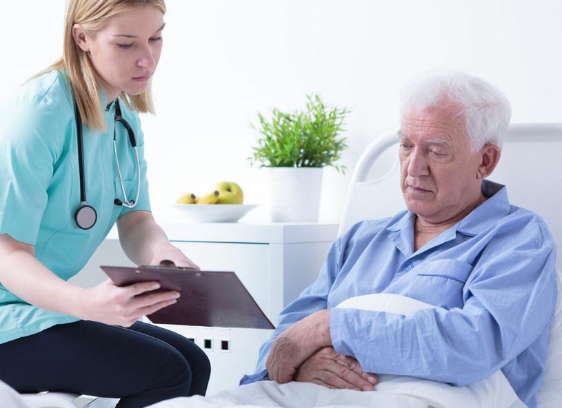 Diagnoza często przychodzi za późno, gdy choroba poczyniła już w organizmie spore spustoszenie /©123RF/PICSEL