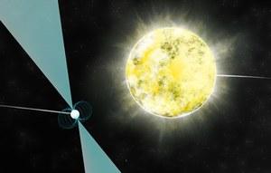 Diament wielkości Ziemi