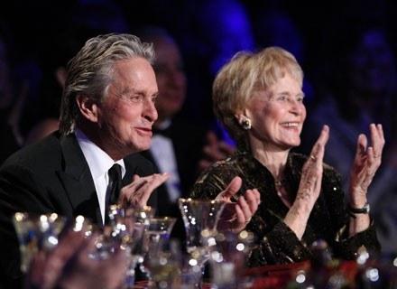 Diana Douglas nie przepada za synową /Getty Images/Flash Press Media