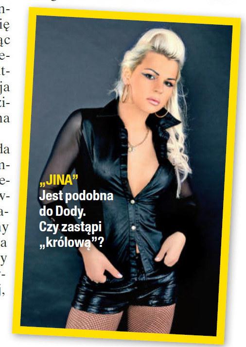 "Diana ""Jina"" Schaffer /Na żywo"