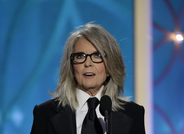 Diane Keaton /Getty Images