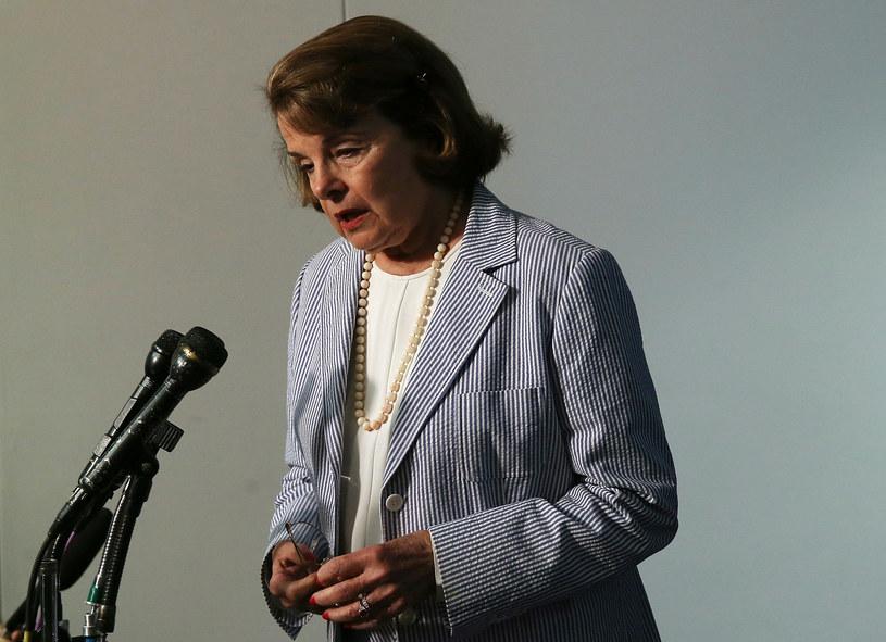 Dianne Feinstein /AFP