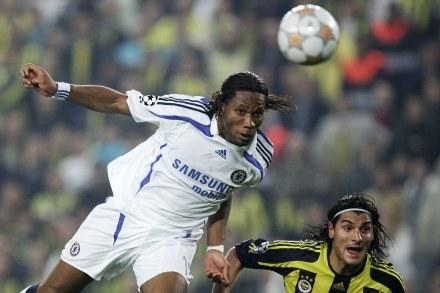 Didier Drogba nie zdobył gola w Stambule /AFP
