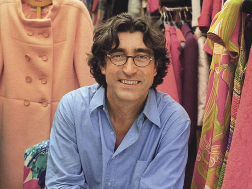 Didier Ludot to najsłynniejszy paryski kolekcjoner vintage  /Twój Styl
