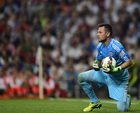 Diego Alves rekordzistą Primera Division