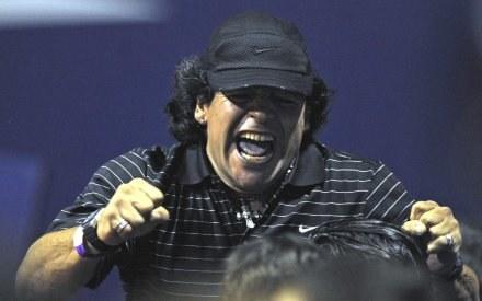 Diego Armando Maradona /INTERIA.PL/PAP