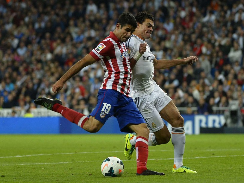 Diego Costa rozgrywa znakomity sezon /AFP