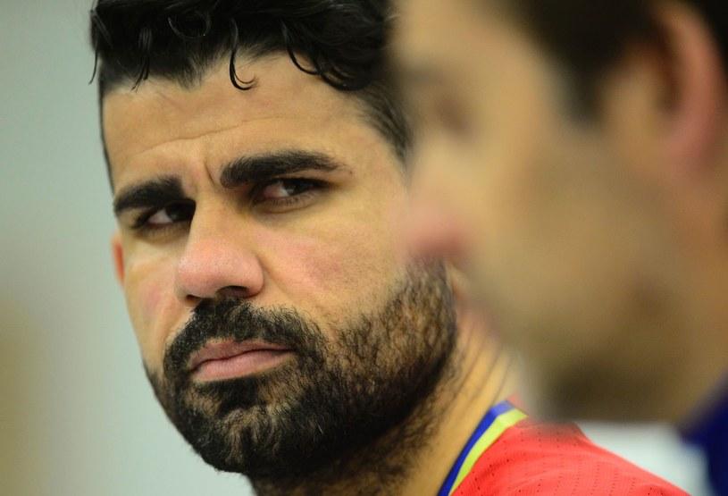 Diego Costa wciąż liczy na zmianę klubu /AFP