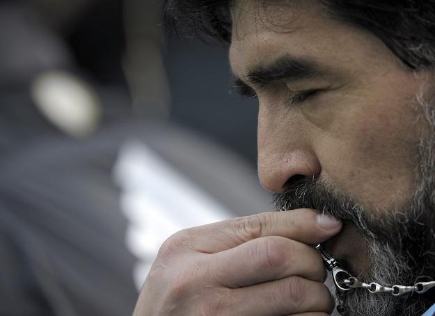 Diego Maradona. /AFP