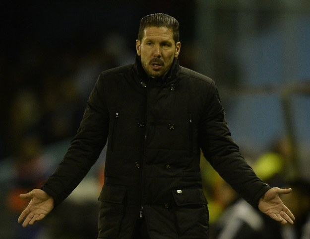 Diego Simeone /AFP