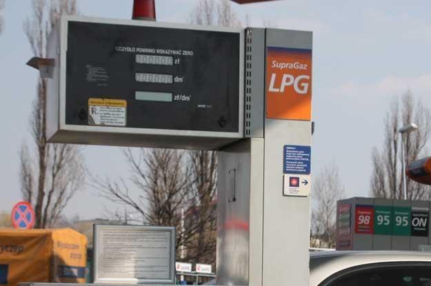 Diesel i benzyna podrożały, LPG - nie /INTERIA.PL