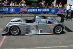 Diesel w Le Mans 24!