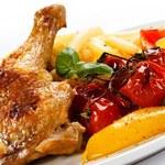 Dieta bezglutenowa: Udka z kurczaka w warzywach
