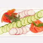 Dieta bogata w warzywa - odżywia i nawadnia organizm