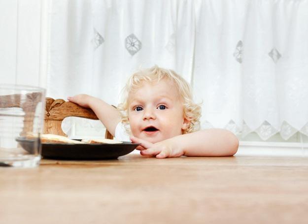 Dieta najmłodszych musi być przemyślana /© Panthermedia