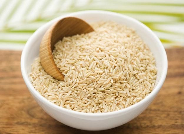 Dieta ryżowa pomaga oczyścić organizm