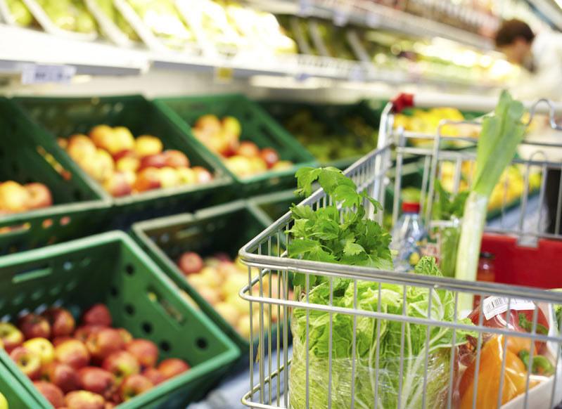Dieta wegetariańska pozwala stabilizować poziom cukru we krwi /photogenica /© Photogenica/Glow Images