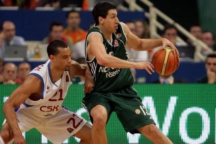 Dimitris Diamantidis (z prawej) /AFP