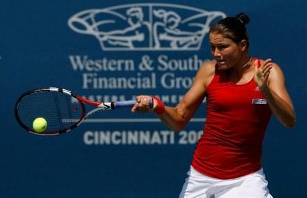 Dinara Safina wystąpi w finale turnieju /AFP