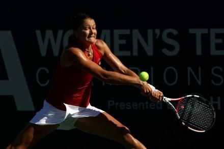 Dinara Safina /AFP