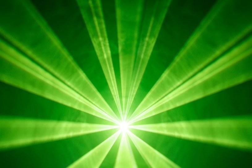 DiPOLE 100 jest najpotężniejszym laserem na świecie - na razie nieoficjalnie /123RF/PICSEL