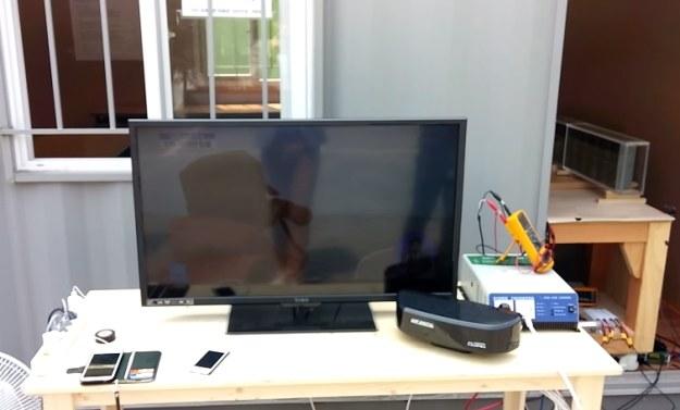 Dipole Coil Resonant System zasila kilka urządzeń jednocześnie /materiały prasowe