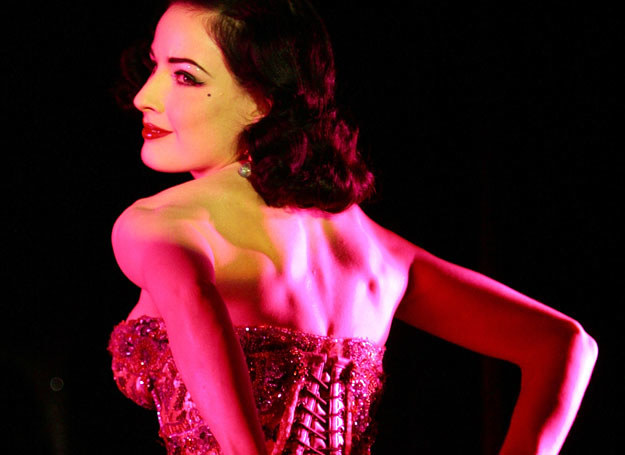 Dita Von Teese /Getty Images/Flash Press Media
