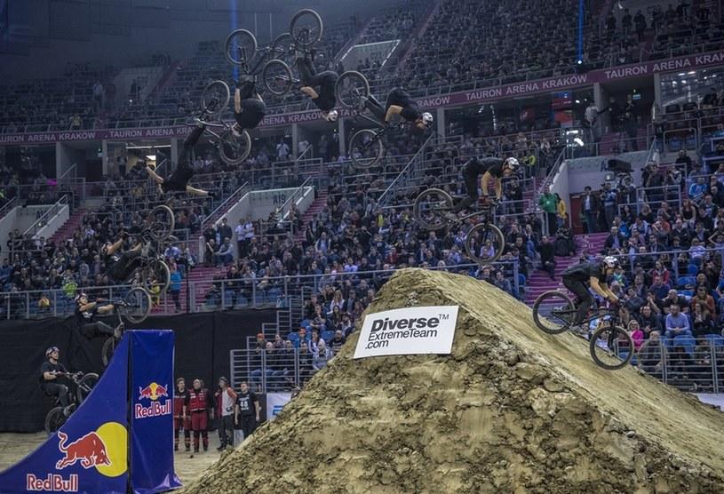 Diverse Night of the jumps Kraków /Sportainment /materiały prasowe