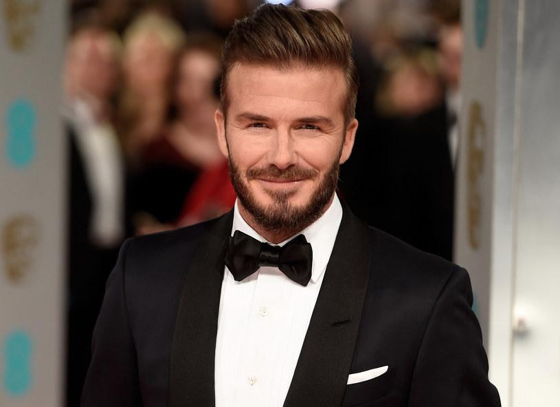 Dla Davida Beckhama córka to oczko w głowie /Getty Images