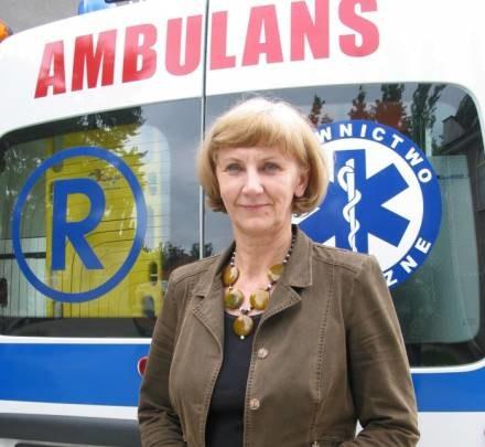 Dla mnie najważniejsze jest, że będę mogła nadal pomagać ludziom - mówi G. Bomba /Boleslawiec24.net