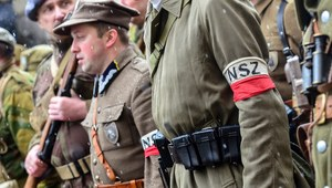 """""""Dla NSZ Niemcy i Sowieci byli wrogami numer jeden"""""""