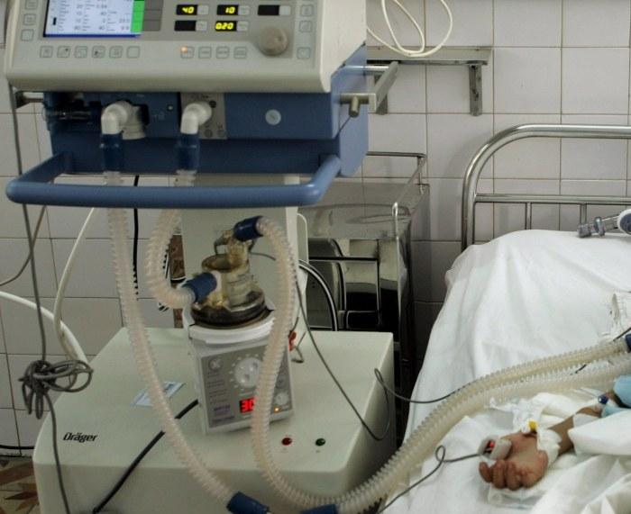 Dla pacjentów z kodem śmierci nie ma już ratunku? /AFP